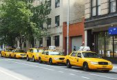 New York City taxi 's