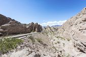 Las Flechas Gorge en Salta, Argentina.