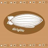 Dirigible balloon
