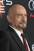 LOS ANGELES - OCT 28:  Ben Kingsley at the