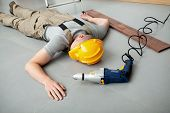 Workman Injured At Work