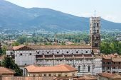 Cathedral of St Martin in Lucca