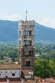 The tower of St Martin