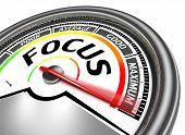 Focus Conceptual Meter