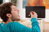Popcorn And Television