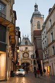 Rouen cityscape