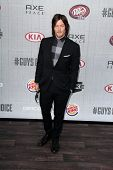 LOS ANGELES - JUN 7:  Norman Reedus at the Spike TV's
