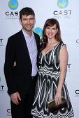LOS ANGELES - MAY 29:  Kevin Price, Sara Rue at the 16th Annual From Slavery to Freedom Gala Event a