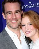 LOS ANGELES - JUN 7:  James VanDerBeek, Kimberly Brook at the 13th Annual Chrysalis Butterfly Ball at Private Mandeville Canyon Estate on June 7, 2014 in Los Angeles, CA