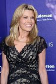LOS ANGELES - JUN 7:  Vanna White at the 13th Annual Chrysalis Butterfly Ball at Private Mandeville
