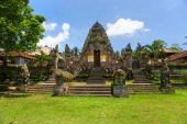 Indu Temple In Ubud, Bali, Indonesia.