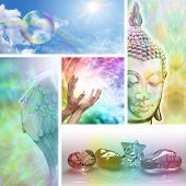 Holistic Healing Collage