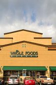Whole Food Market Exterior