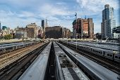 Hudson Rail Yards