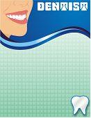 Dentist Ad Layout