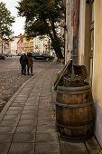 Barrel Exterior Tallinn