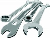 Vector Of Spanners.