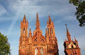 Catholic church of St. Anne in Vilnius