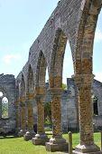 Architectural ruin