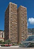 Monaco - Architecture Of The City