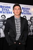 LOS ANGELES - NOV 16:  Chris Lowell at the