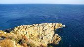 Sea Coast Near Anemurium.