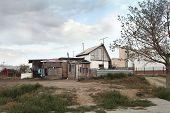 House In A Slum