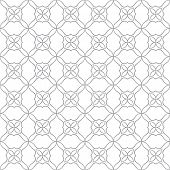 Abstract vector background Seamless line diagonal grid pattern