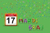 Mardi Gras 2015.