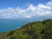 View of Hamilton island