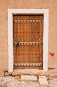 picture of riyadh  - Beautiful carved door in Riyadh Saudi Arabia - JPG