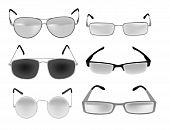 ilustração de óculos