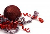 Christmas - Red Ornament