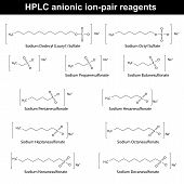 picture of reagent  - HPLC anionic ion pair reagents  - JPG