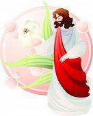 Jesus Christ and Christian