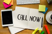Call Now Contact Us Customer Service Support Question Please Call Me poster