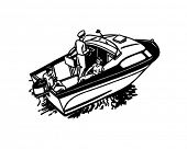 Boating Fun - Cabin Cruiser