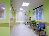 Hall do hospital