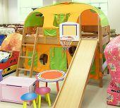 set of children's furniture