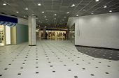 passageway in mall