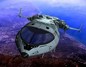 Space vehicle