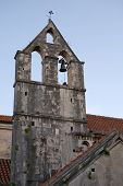 Old Croatian Belfry