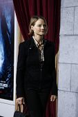 LOS ANGELES - DEC 6: Jodie Foster at the premiere of Warner Bros. Pictures' 'Sherlock Holmes: A Game Of Shadows' at the Regency Village Theater on December 6, 2011 in Los Angeles, California