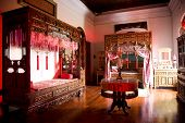 Old Chinese Wedding Chamber