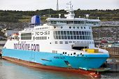 Passenger ferry - Maersk Delft