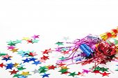 pic of confetti  - New Year - JPG