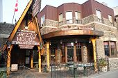 Grizzly House restaurant