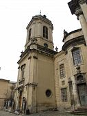 Church In The Lviv