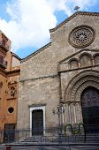 The church of Saint Francesco of Palermo in Sicily