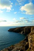Cliffs Of Cornwall